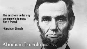 abraham lincoln | Famous Abraham Lincoln Quotes on Slavery ... via Relatably.com