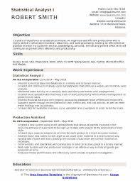 Bioinformatics Resume Statistical Analyst Resume Samples Qwikresume