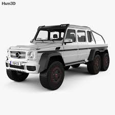 See more ideas about mercedes g wagon, mercedes g class, mercedes g. Mercedes Benz G Class 6 6 Amg 2013 3d Model Vehicles On Hum3d