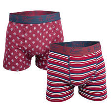 Boxer Pattern New Mens Original Penguin Striped 48 Pack Boxer Shorts Red 48 Striped 48