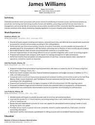 Example Of Finance Resume Senior Financial Accountant Cv Sample Resume Reporting Example 26