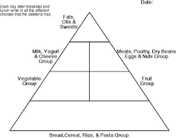 blank food chain pyramid. Delighful Food Blank Food Pyramid To A Healthy Guide Humandiagram Info Large  Printable Diabetic Food Pyramid Desert Chain Inside Blank