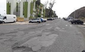 El PSOE denuncia «el pésimo estado» de las calles de la ciudad y pide un  plan de asfalto | Canarias7
