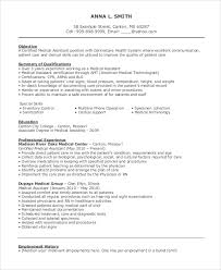 Sample Resume Objectives Statements Sample Objective For Resume 10 Examples In Word Pdf