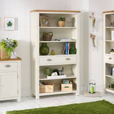 bookshelf astounding cream bookcase outstanding glamorous white bookcases with stirage and box plant argos dvd player