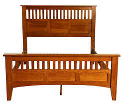 Excellent Mission Style Bed Frame Plans 66 In House Interiors with ...