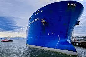 Modern Ship Bow Design The Secret Language Of Ships Hakai Magazine