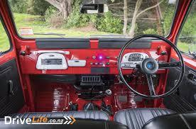 The Surgery - Classic Restoration - Toyota FJ40 Landcruiser ...