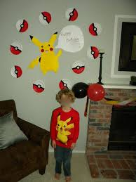 68 best pokemon birthday party images