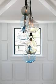 coastal style lighting fixtures pretty blown glass for coastal home c o a s t a l