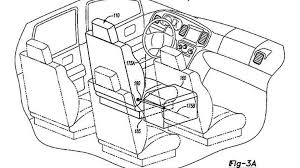 Vehicle interior diagram wiring library