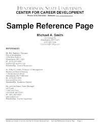Reference Pages For Resume Resume Reference Sheet Emelcotest Com