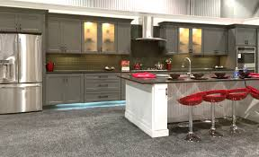 Kitchen Decorative Grey Shaker Kitchen Cabinets Home Ideas
