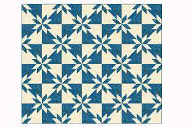 Easy Hunter's Star Quilt Pattern &  Adamdwight.com