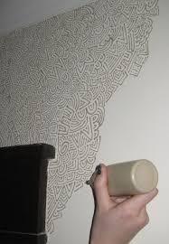 Oben Ideen Wand Streichen Für Muster Farben Streifen