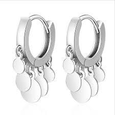 <b>Everoyal Fashion</b> Women Gold Hoop Earrings Jewelry <b>Fashion 925</b> ...