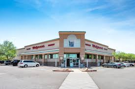 Walgreens Gilbert Az Walgreens Gilbert Az 85295 Freestanding Property For Sale On