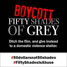 fifty shades of grey is abuse