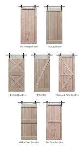 barn door plans new com within ideas 4 2 panel closet doors