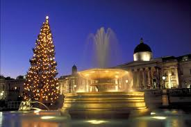The Trafalgar Square Christmas Tree is an annual gift from the ...