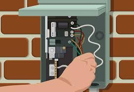 spa panel installation guide at the home depot pull the wires installing spa panel