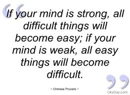 Strong Mind Quotes Gorgeous Quotes About Strong Mind 48 Quotes