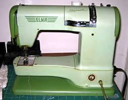 Elna Sewing Machine Models