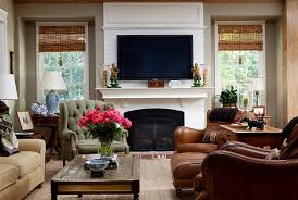 living room design ideas tv over fireplace family room ideas with tv