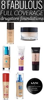 8 fabulous full coverage foundations these are some of my absolute favorite full coverage foundations period