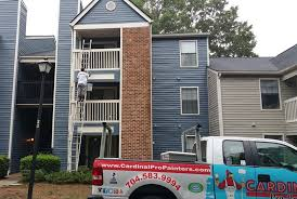 commercial painting charlotte nc