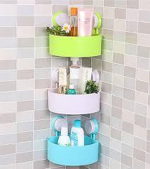 Plastic Corner Shower Shelves Plastic Bathroom Corner Storage Rack Organizer Shower Shelf 47