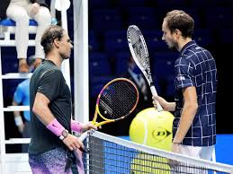 Daniil Medvedev beats Rafael Nadal to set up Dominic Thiem title match at ATP  Finals