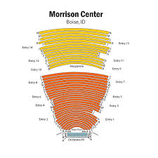 Morrison Center Seating Chart Related Keywords Suggestions