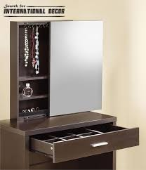 modern dressing table mirrors