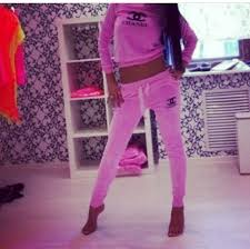 chanel tracksuit. chanel tracksuit in pink.
