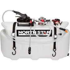 northstar atv broadcast and spot sprayer 26 gallon capacity 2 2 northstar atv broadcast and spot sprayer 26 gallon capacity 2 2 gpm 12