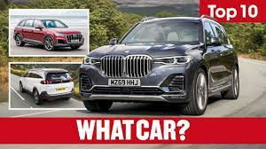 best 7 seat suvs and 4x4s 2019 and the