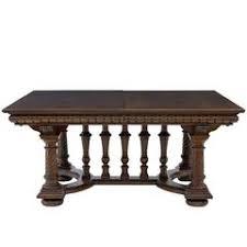 London oak large pedestal home Porch 19th Century Impressive Large Oak Extending Dining Table Seats 12 Klinikkco Antique And Vintage Dining Room Tables 8939 For Sale At 1stdibs