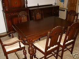 Charming Fresh Antique Dining Room Furniture 1920 Antique Dining