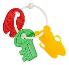 Прорезыватель-<b>погремушка Пластмастер Трио</b> — купить по ...