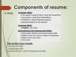 Resume Computer Skills Ideas Dennisrodie Unique Basic Computer Skills Resume