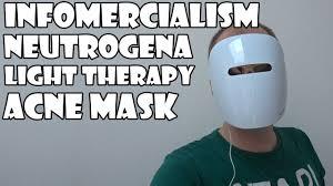 Amazon Neutrogena Light Therapy Infomercialism Neutrogena Light Therapy Acne Mask