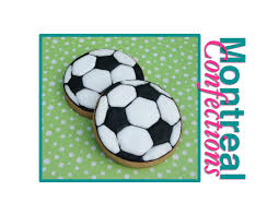 Soccer Ball Icing Decorations How to transfer image to your cookie dough how to make a soccer 11