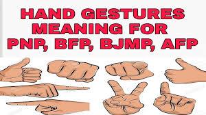 Neuro Exam Hand Gestures Hand Kamay Signs