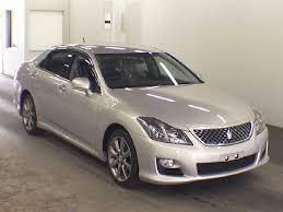 2009 Toyota Crown 2.5 ATHLETE NAVI PACKAGE | Japanese Used Cars ...