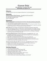 Basic Resume Objective Cv Resume Ideas