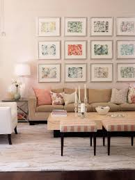 Styling Living Room Living Room White Shelves Brown Chairs Gray Recliners Gray Sofa