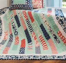 187 best Quilts - Strip/String images on Pinterest | Quilt ... & Trendsetter by Fancy Pants Designs for Riley Blake Designs  #rileyblakedesigns #freequiltpattern #trendsetter # Adamdwight.com
