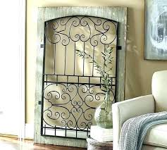 wood wrought iron wall decor rustic wood and metal wall decor large iron wall decor wrought