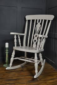 we ve given this rocking chair a farrow ball makeover hand painted in painted rocking chairsshabby chic